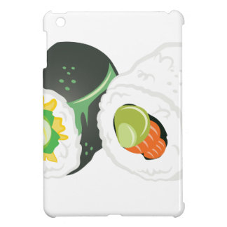 Sushi Rolls iPad Mini Covers