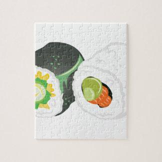 Sushi Rolls Jigsaw Puzzle