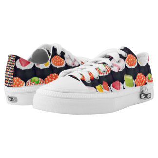 sushi rolls sneakers shoes