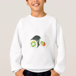 Sushi Rolls Sweatshirt