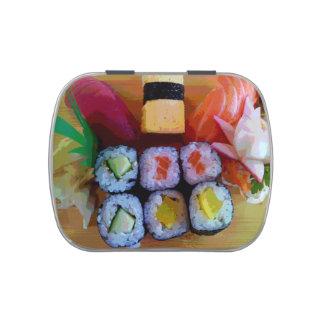Sushi Sashimi Candy Tin