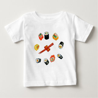 Sushi Set Watercolor2 Baby T-Shirt