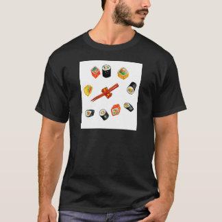 Sushi Set Watercolor2 T-Shirt