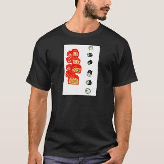 Sushi Set Watercolor3 T-Shirt