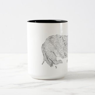 Sushi Sleeping Coffee Mug