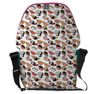 Sushi zu!! With bag (Osusiiiiiis and bag) Commuter Bags