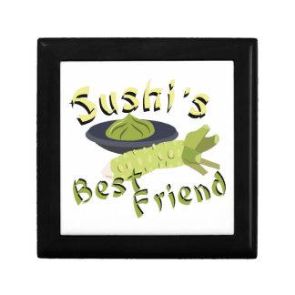 Sushis Friend Keepsake Box