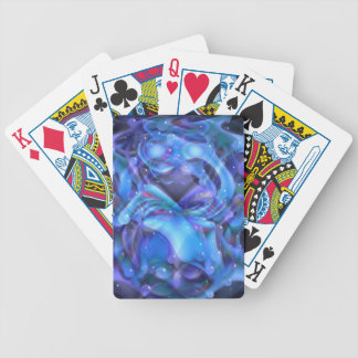 Suspended Animation Bicycle Playing Cards