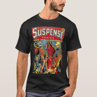 Suspense Comics #3 T-shirt