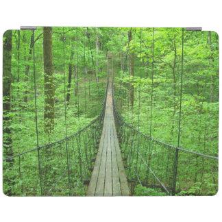 Suspension Bridge iPad Cover