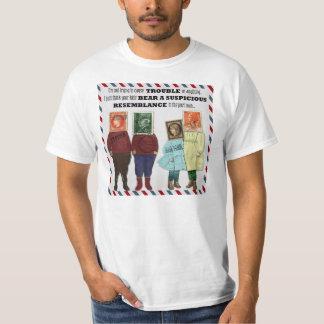 Suspicious Resemblance T-Shirt