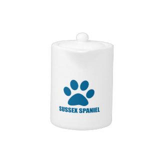 SUSSEX SPANIEL DOG DESIGNS