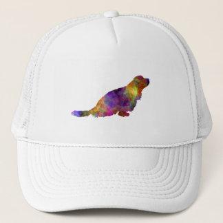 Sussex Spaniel in watercolor Trucker Hat