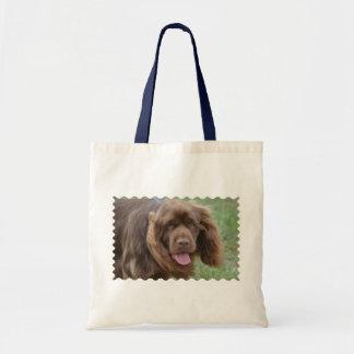 Sussex Spaniel Tote Bag