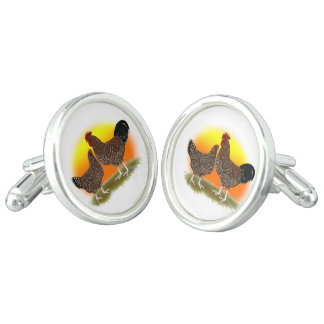Sussex Sunrise Cufflinks