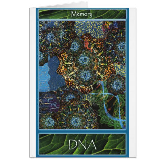 Sustain Yourself Cards: DNA Greeting Card