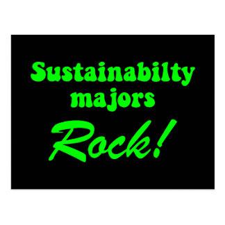 Sustainability Postcard