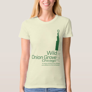 Sustainable Wild Onion Grove ADF Tee