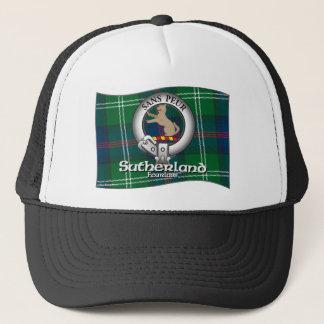 Sutherland Clan Trucker Hat