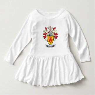 Sutherland Family Crest Coat of Arms Dress