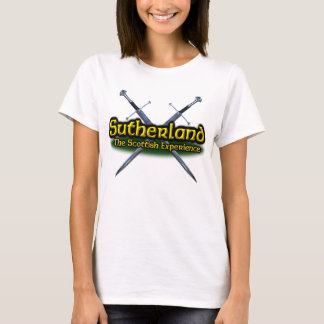 Sutherland The Scottish Experience Clan T-Shirt