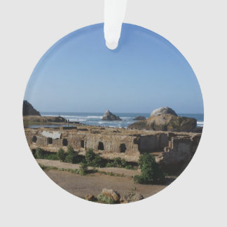 Sutro Baths Ruins – San Francisco, CA Ornament