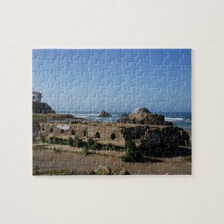 Sutro Baths Ruins – San Francisco Jigsaw Puzzle