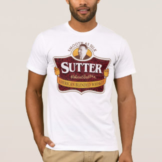 Sutter American Blended Whiskey T-Shirt