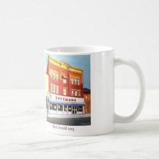 Suttman's Coffee Cup