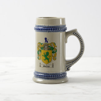 Sutton Coat of Arms Stein