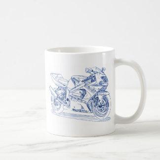 Suz GSXR750 2000-03 Coffee Mug