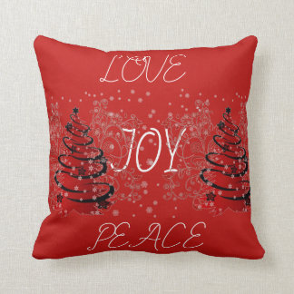 SUZANNE ELIZABETH CHRISTMAS COLLECTION THROW PILLOW