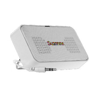 Suzanne mp3 speaker travelling speakers