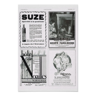 Suze and others poster