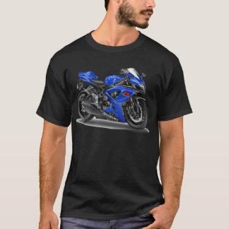 Suzuki GSX-R600 Blue Bike T-Shirt