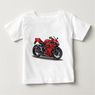 suzuki GSX-R600 Red Bike Baby T-Shirt