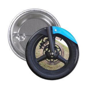 Suzuki Inazuma Front Wheel 1 Inch Round Button