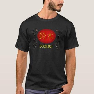 Suzuki Monogram Snake T-Shirt