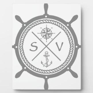 SV3 PLAQUE