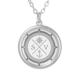 SV3 SILVER PLATED NECKLACE