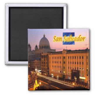 SV - El Salvador - San Salvador Historical Center Magnet