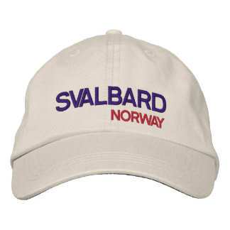 Svalbard, Norway* Adjustable Hat Baseball Cap