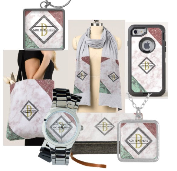100 Bridal Party Groomsman Gifts Marble