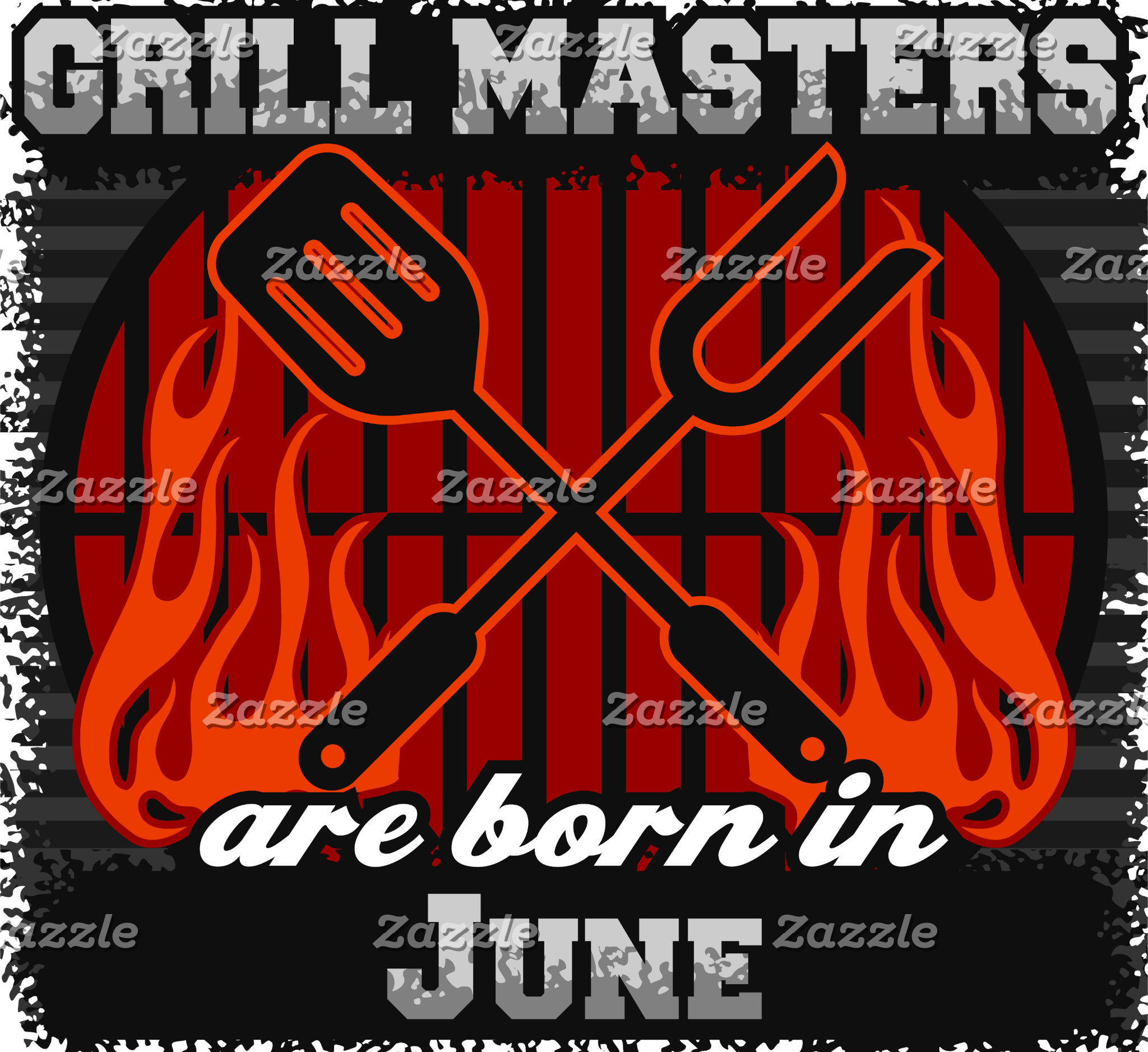 June - Grill Masters Are Born In