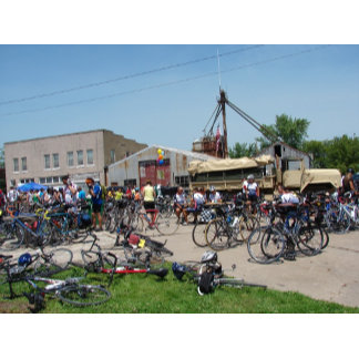 2013 Bike Tour Across Iowa