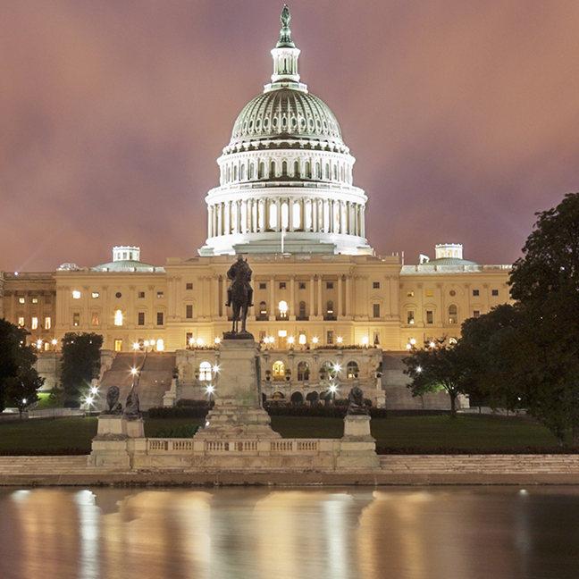 Washington DC, Capitol Building