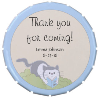 Baby shower Jelly Belly Tins