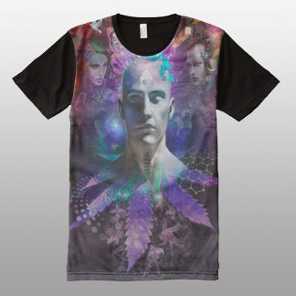 All-Over Print Shirts
