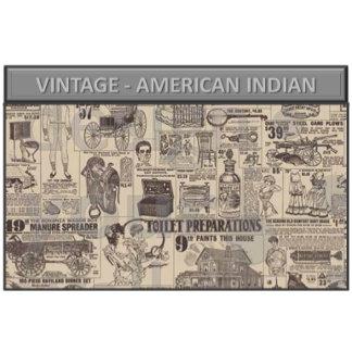 Vintage - american indian