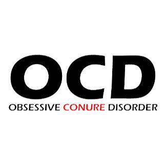 Obsessive Conure Disorder